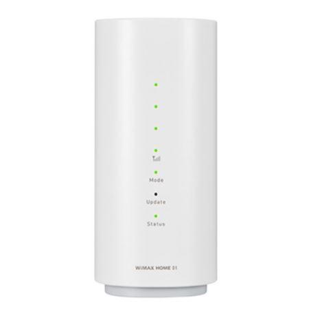 WiMAX HOME 01(UQ WiMAX)