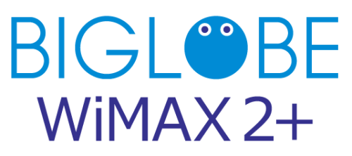 BIGLOBE wimaxのロゴ